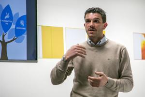 Antonio Fabrizio a TechItalia Londra