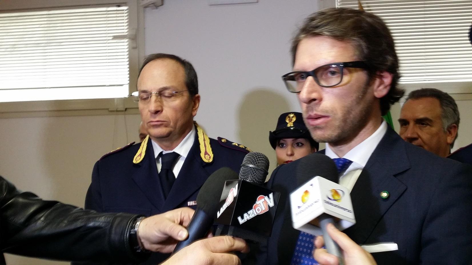 Massimo Mazio e Antonio Galante