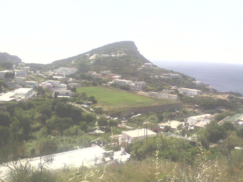 Una veduta di Calacaparra
