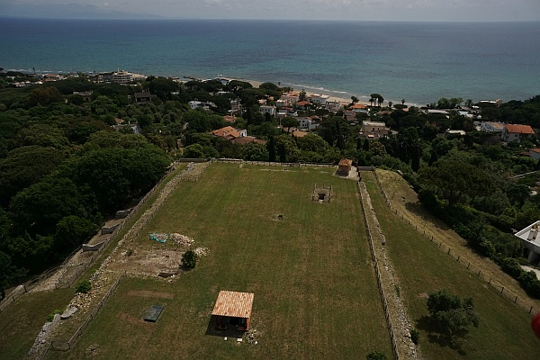 Area archeologica dei Quattro Venti a San Felice Circeo