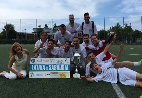 Calcio A 7 Latina Sabaudia Porta A Casa Il Quarto