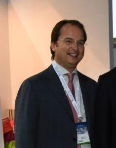 Francesco Traversa con Vincenzo Boccia e Maurizio Stirpe