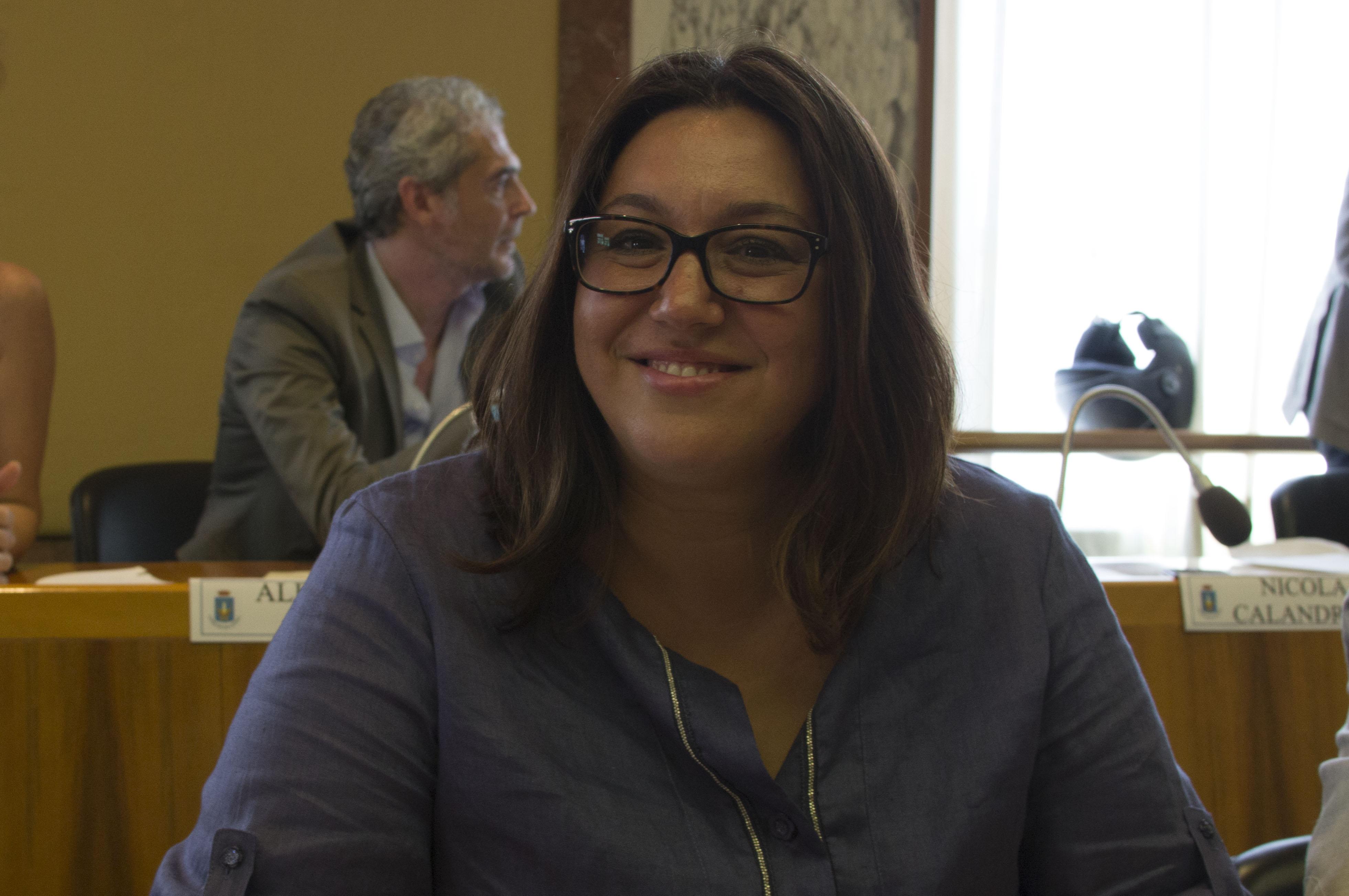 Giovanna Miele, consigliere comunale di Forza Italia