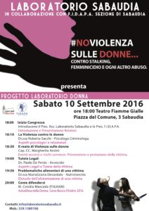 Violenza DonneLocandina MEL2