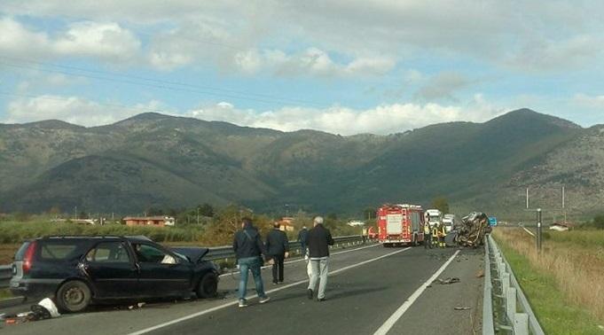 Latina: incidente sulla Monti Lepini, due morti