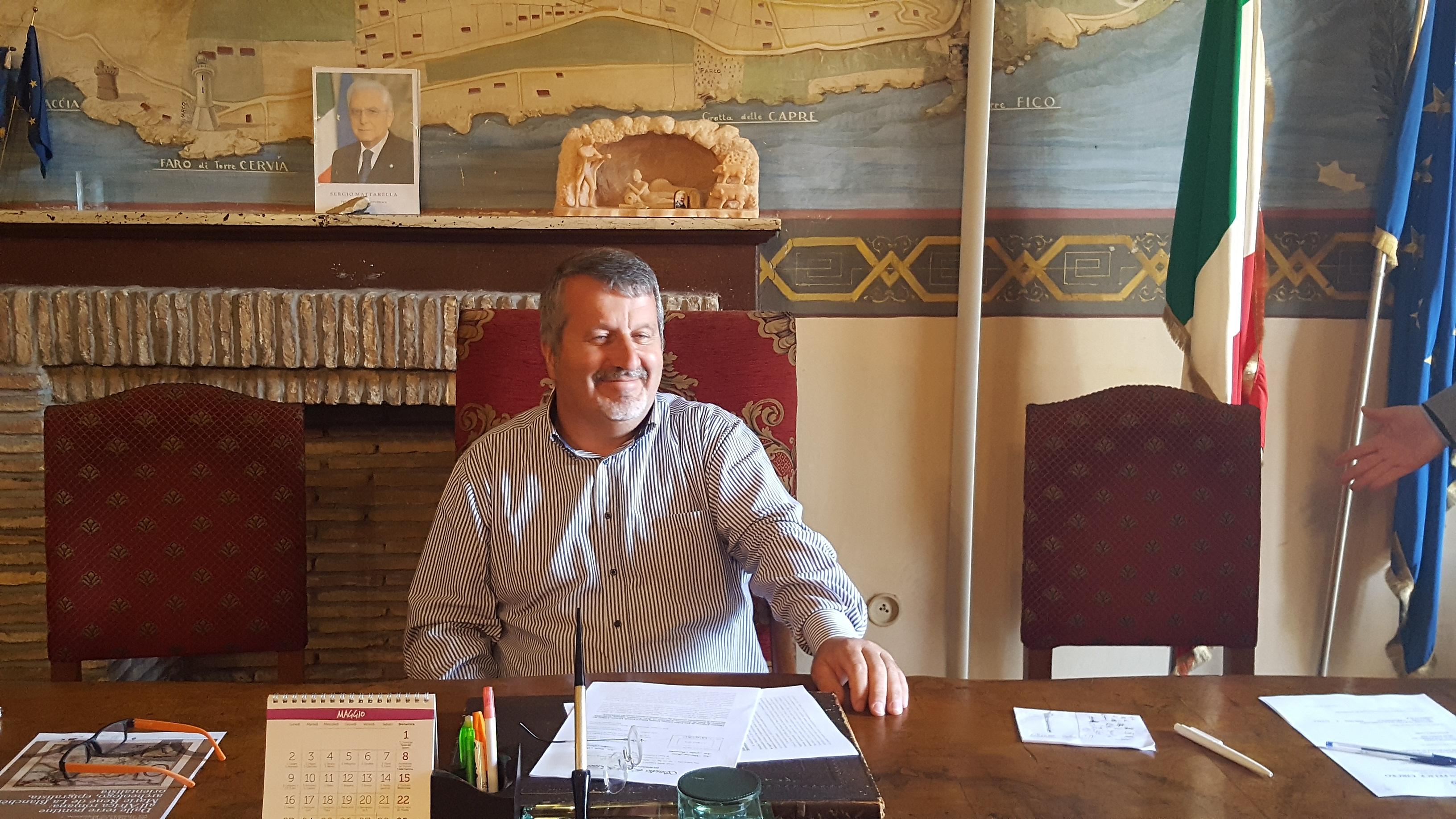 L'assessore Luciano Magnanti