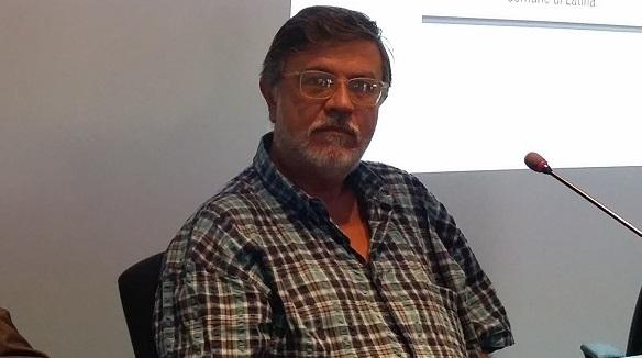 L'assessore Giulio Capirci