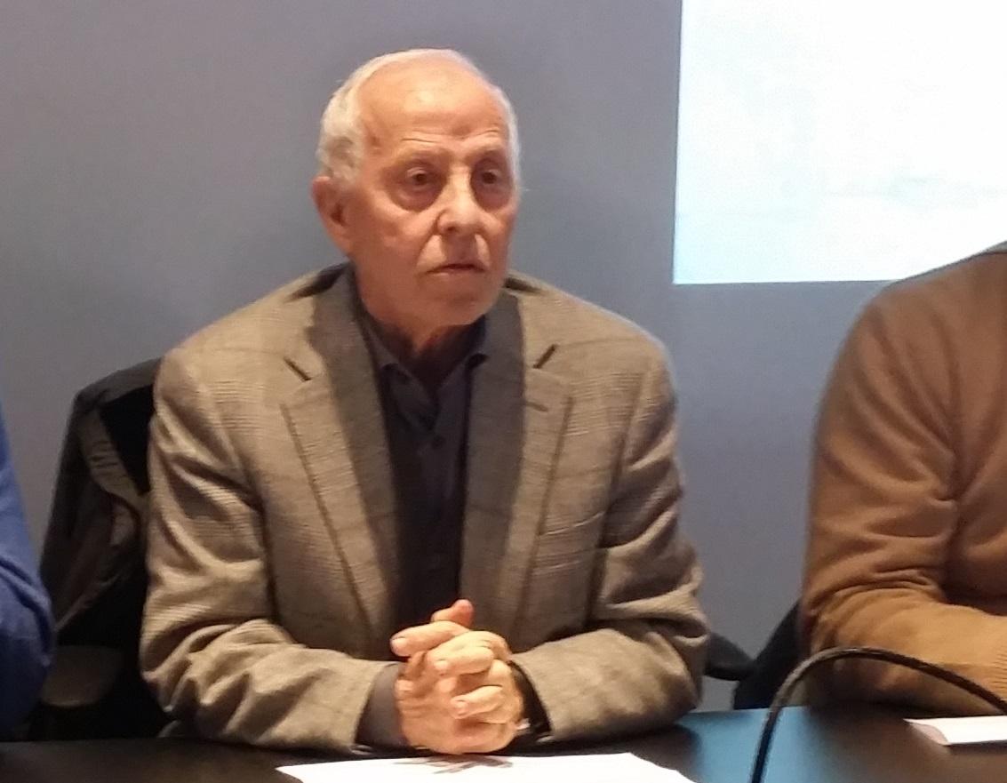 L'assessore Antonio Costanzo