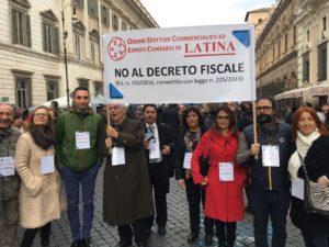 odcec-alla-manifestazione-contro-decreto-fiscale