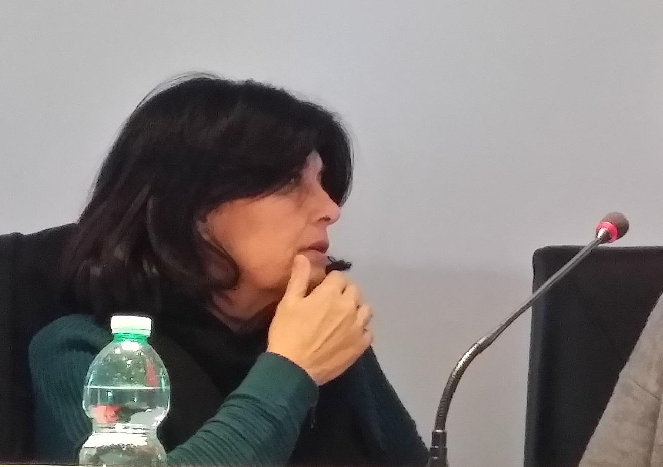 Antonella Di Muro, assessore a Cultura e Sport