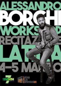 Locandina Borghi 4 5 Marzo