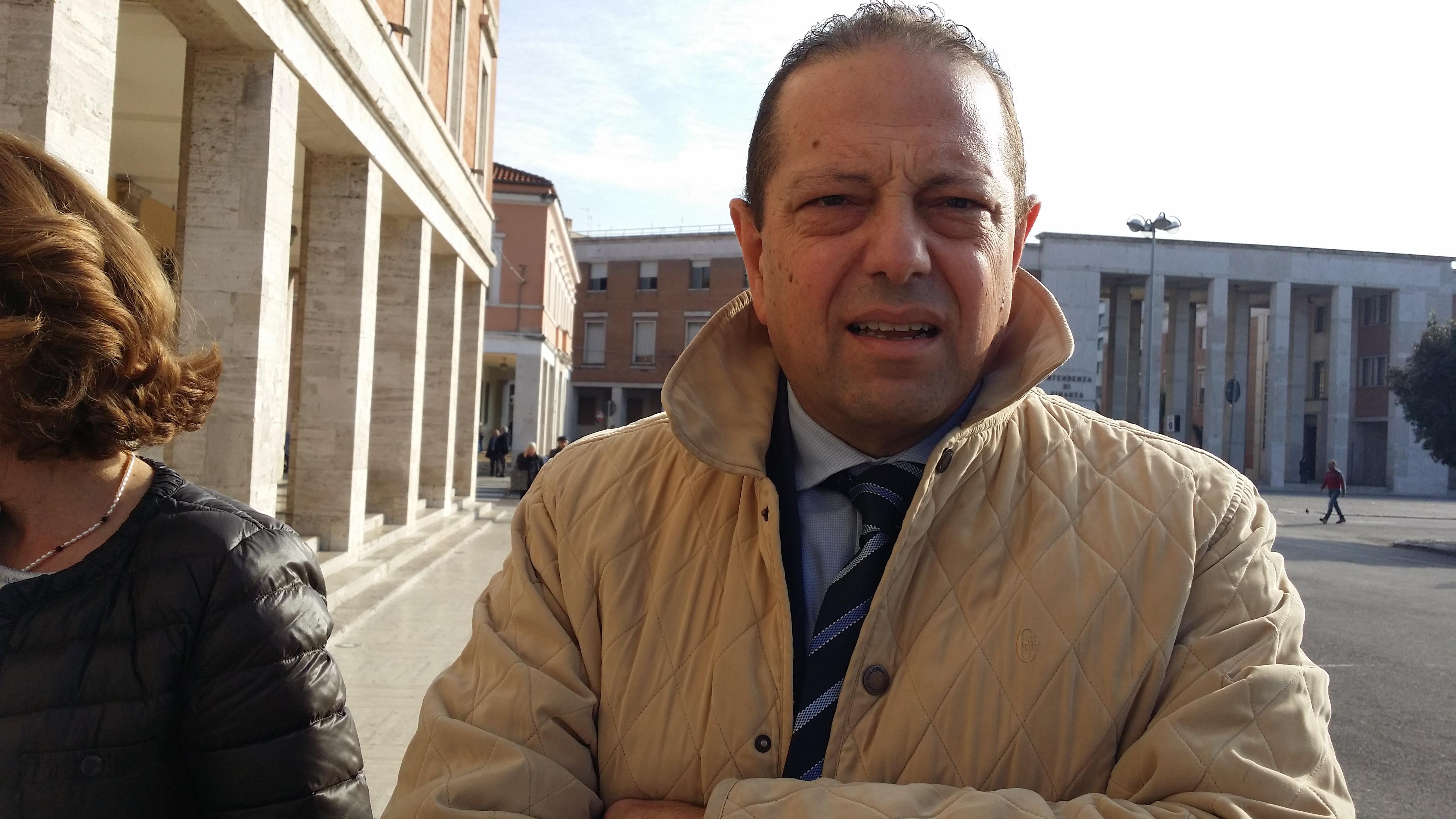 L'avvocato Dario Maciariello