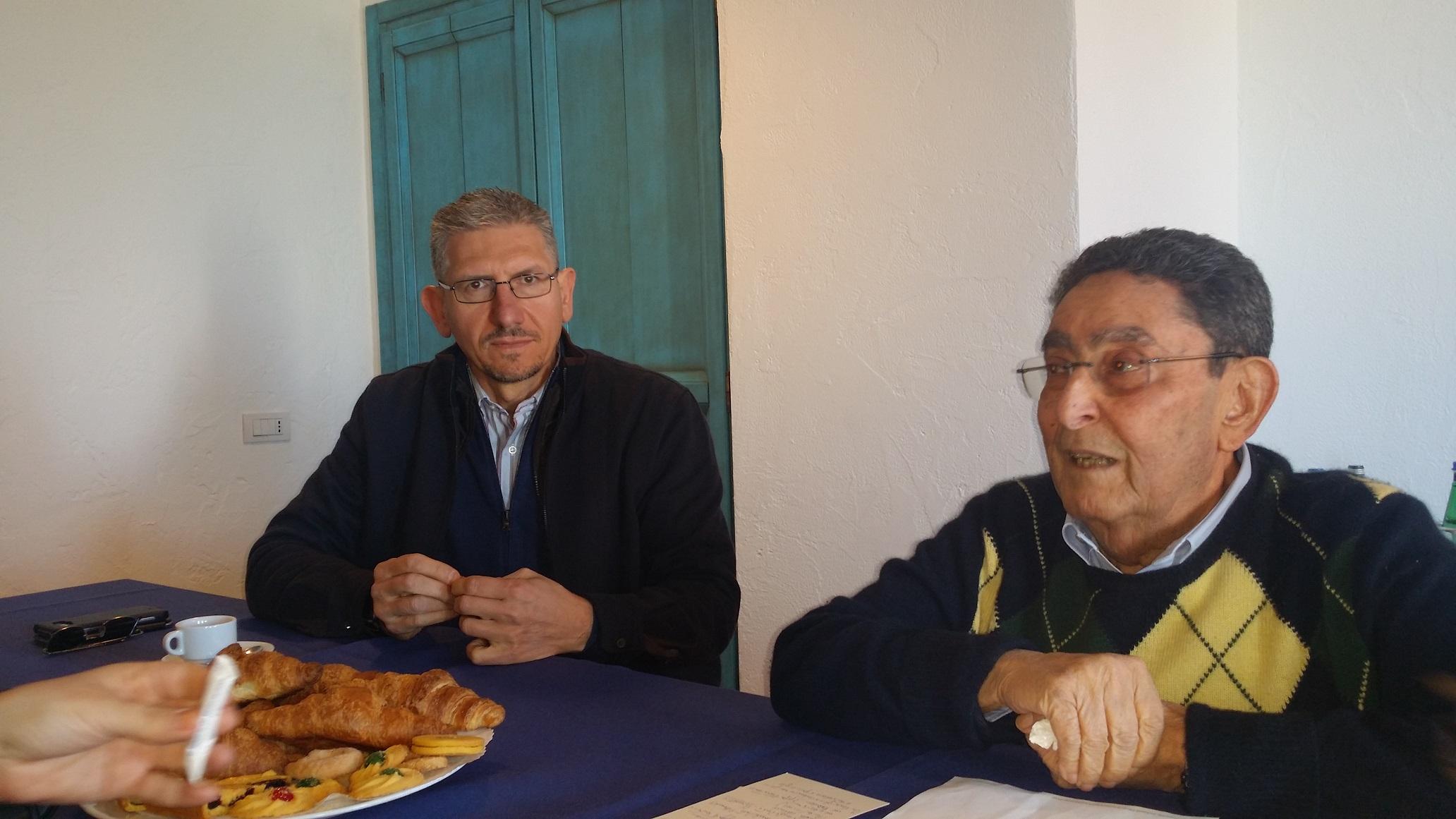 Amedeo Bianchi e Stefano Zappalà