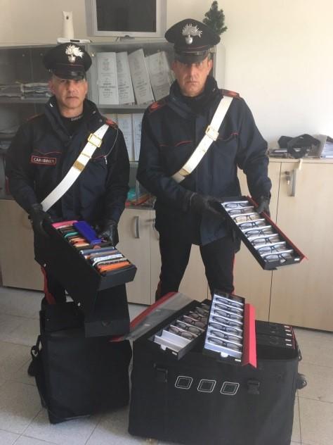 carabinieri minturno