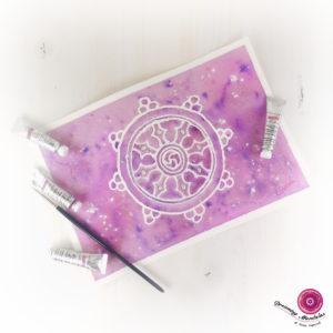 ruota del dharma rosa 2