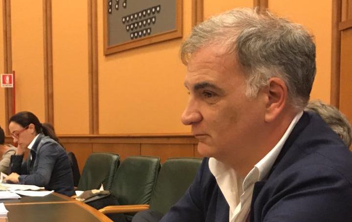 Enrico Forte, consigliere regionale del Pd