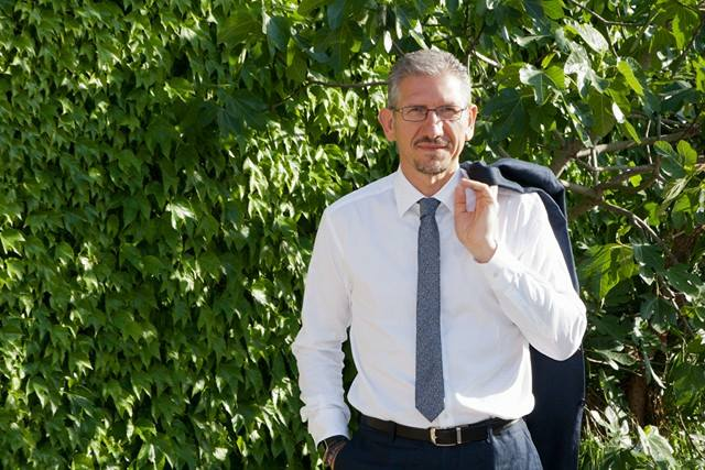 Il candidato sindaco del Pd Amedeo Bianchi
