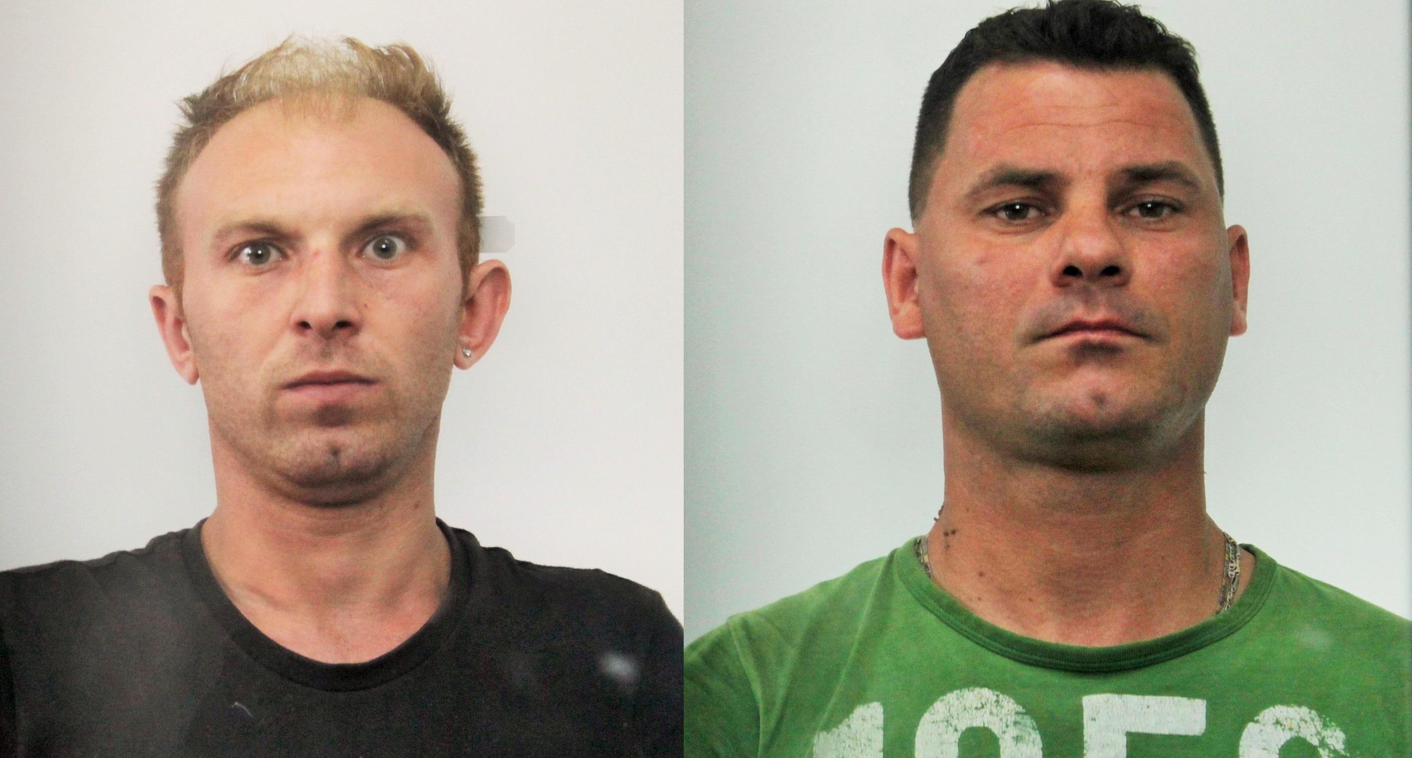 Rubavano negli uffici pubblici: arrestati romeni. Sono ladri professionisti FOTO