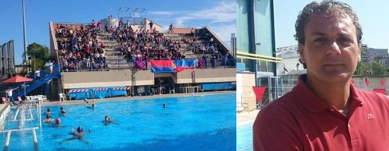 Piscina e palasport di latina l antares chiede trasparenza sui pagamenti di tutte le societ - Agora piscina latina ...