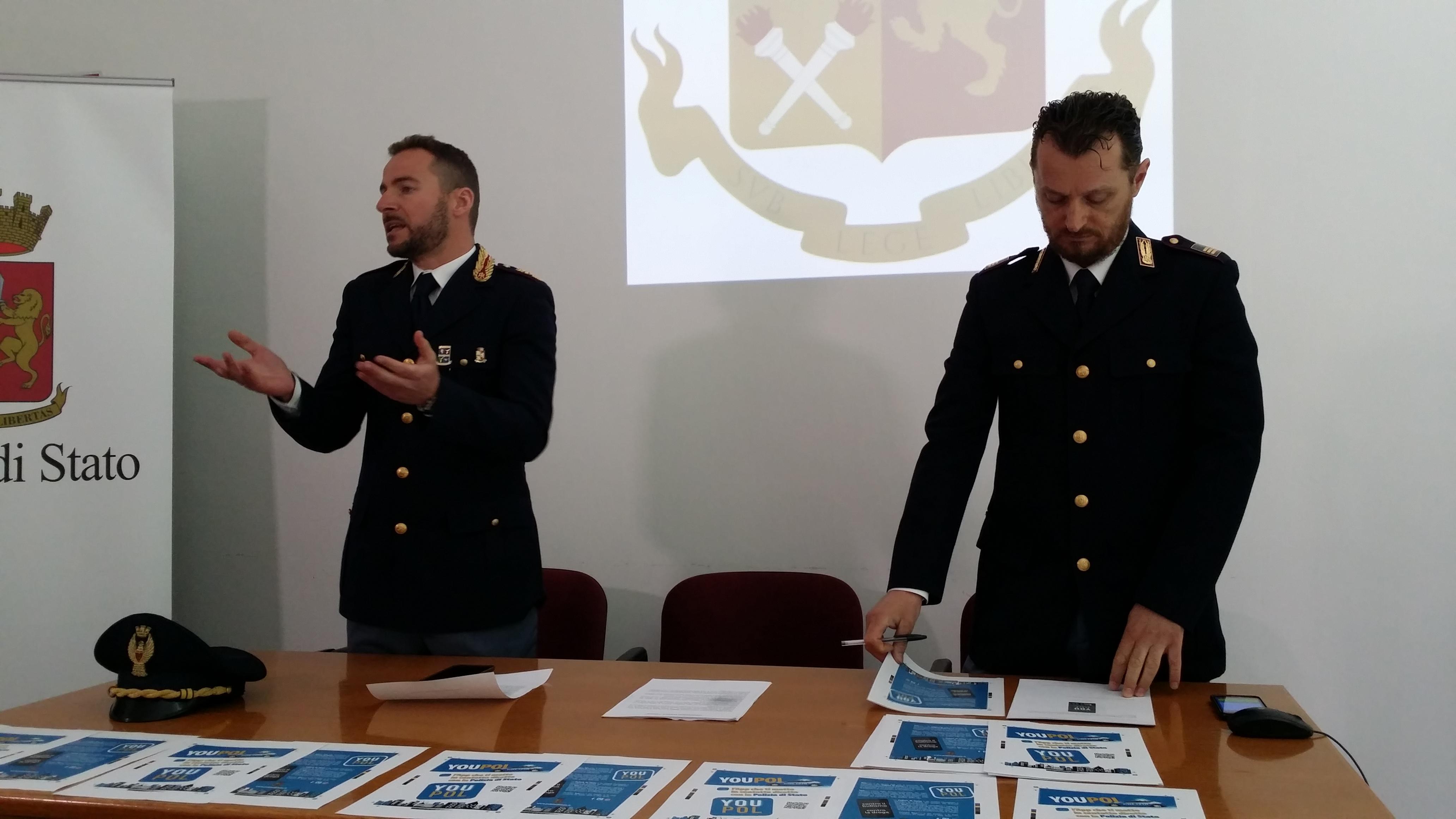 Anche ad Agrigento attiva la nuova app della Polizia