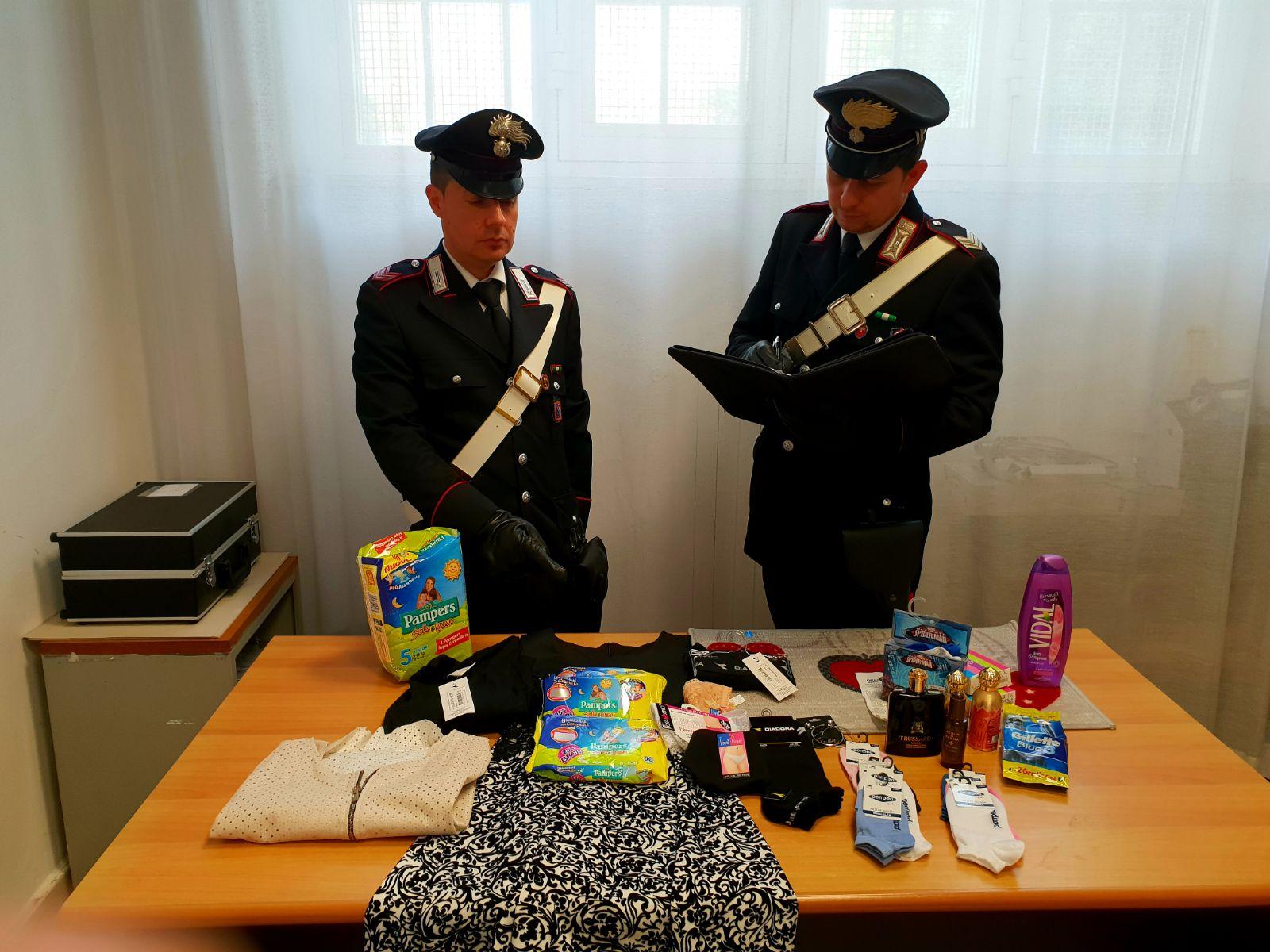 Sabaudia, arrestate tre ragazze rom per furto in abitazione