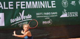 torneo internazionale femminile di tennis