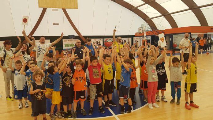 Torneo provinciale minibasket