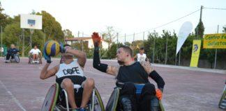 Circeo, torna il rugby in sedia a rotelle al Centro Ferie