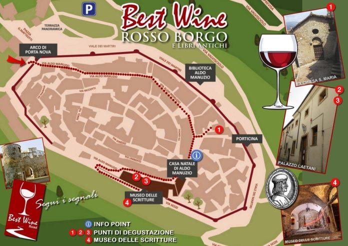 Rosso Borgo