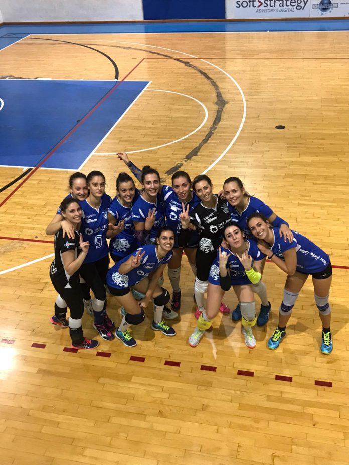 All volley Castello