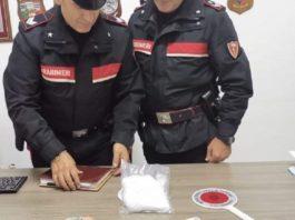 455 grammi di cocaina
