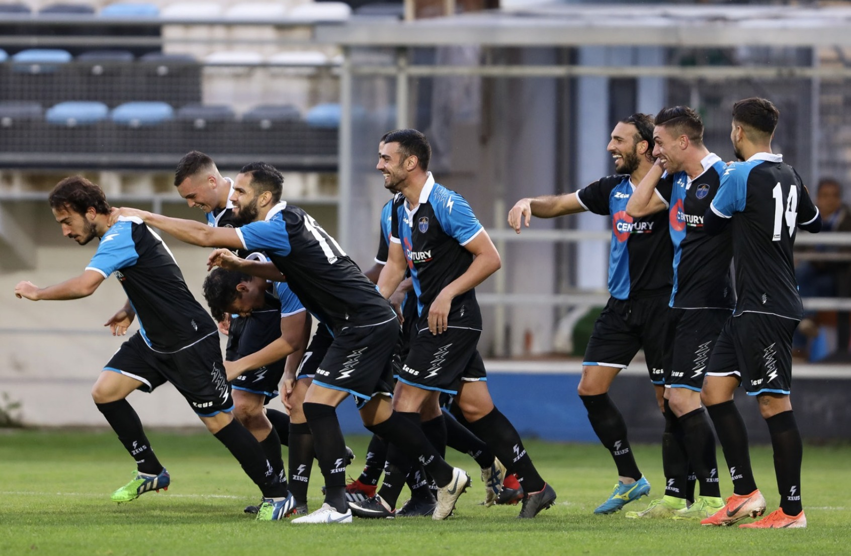 Latina Calcio 1932 vince in casa contro l'Academy Ladispoli