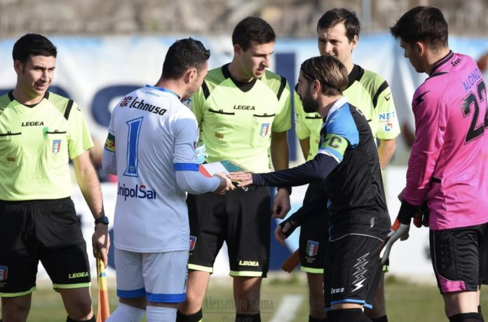 Latina-Calcio-Latte-Dolce