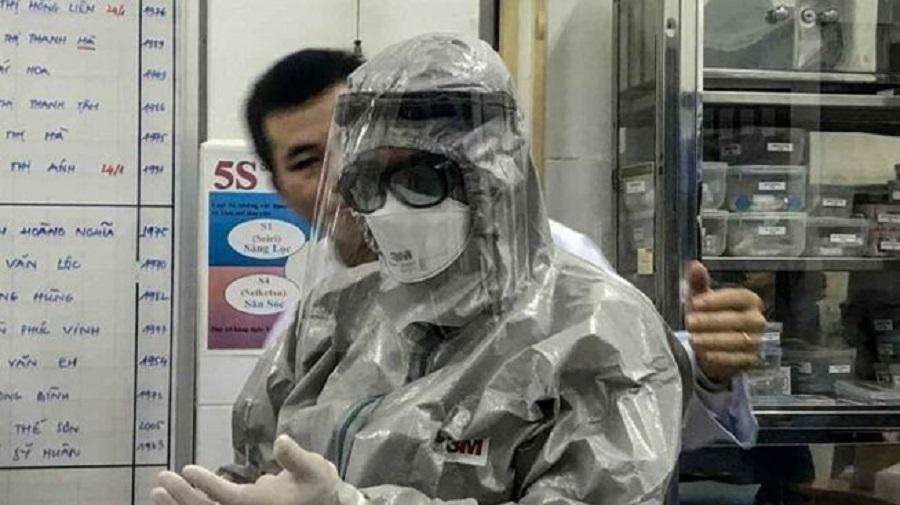 corona virus caso sospetto a pistoia