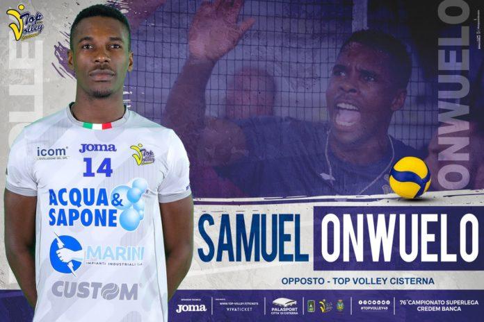 Samuel Onwuelo