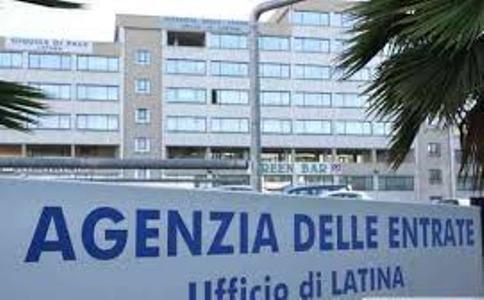 Latina, in Agenzia delle Entrate dal 19 ottobre si entra ...