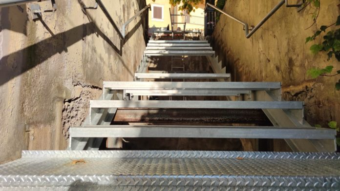 scala di Maranola